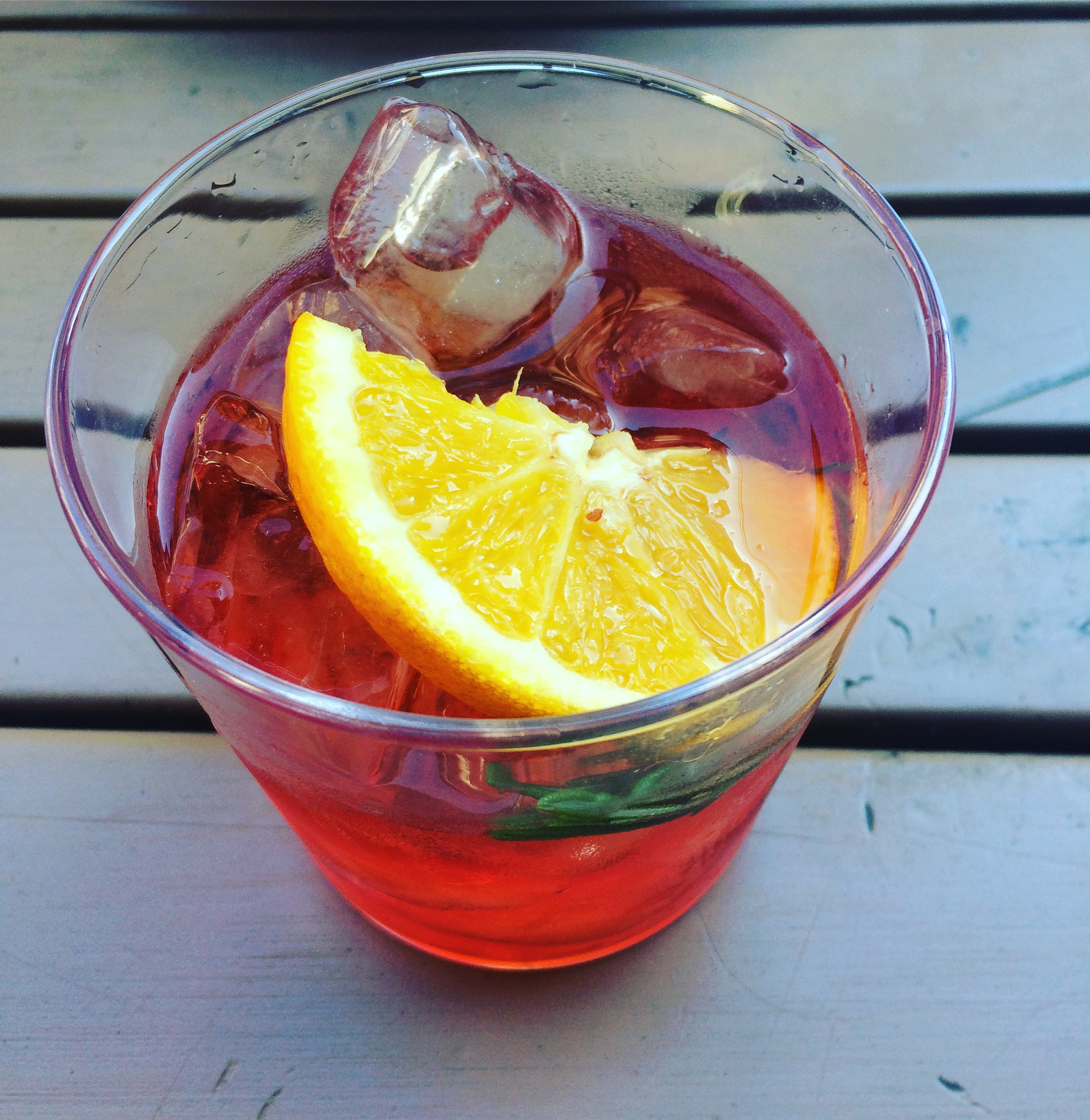 Gordons Sloe Gin >> The Gin's The Thing – Eat My Words